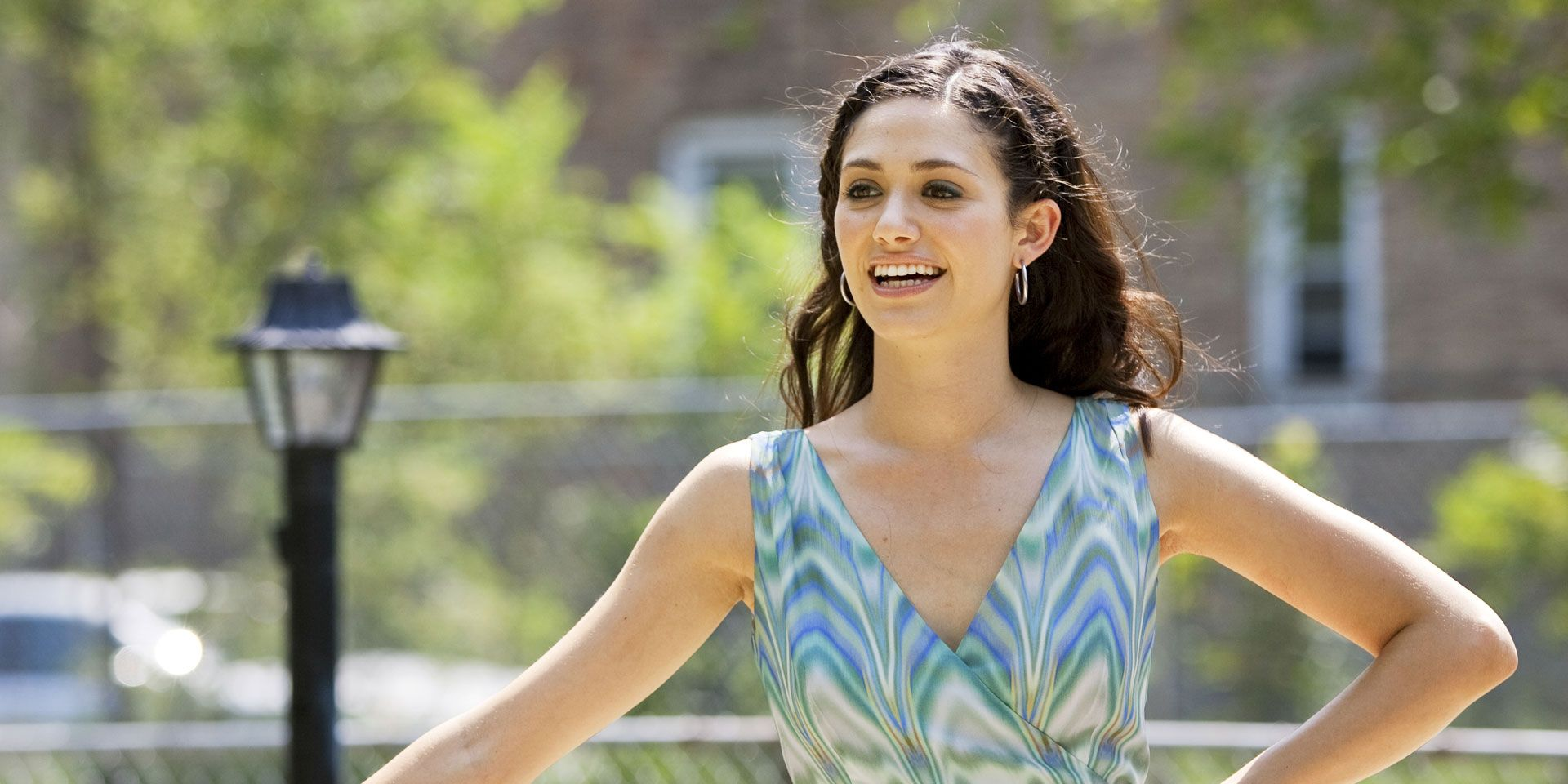 Day in the Life: Emmy Rossum