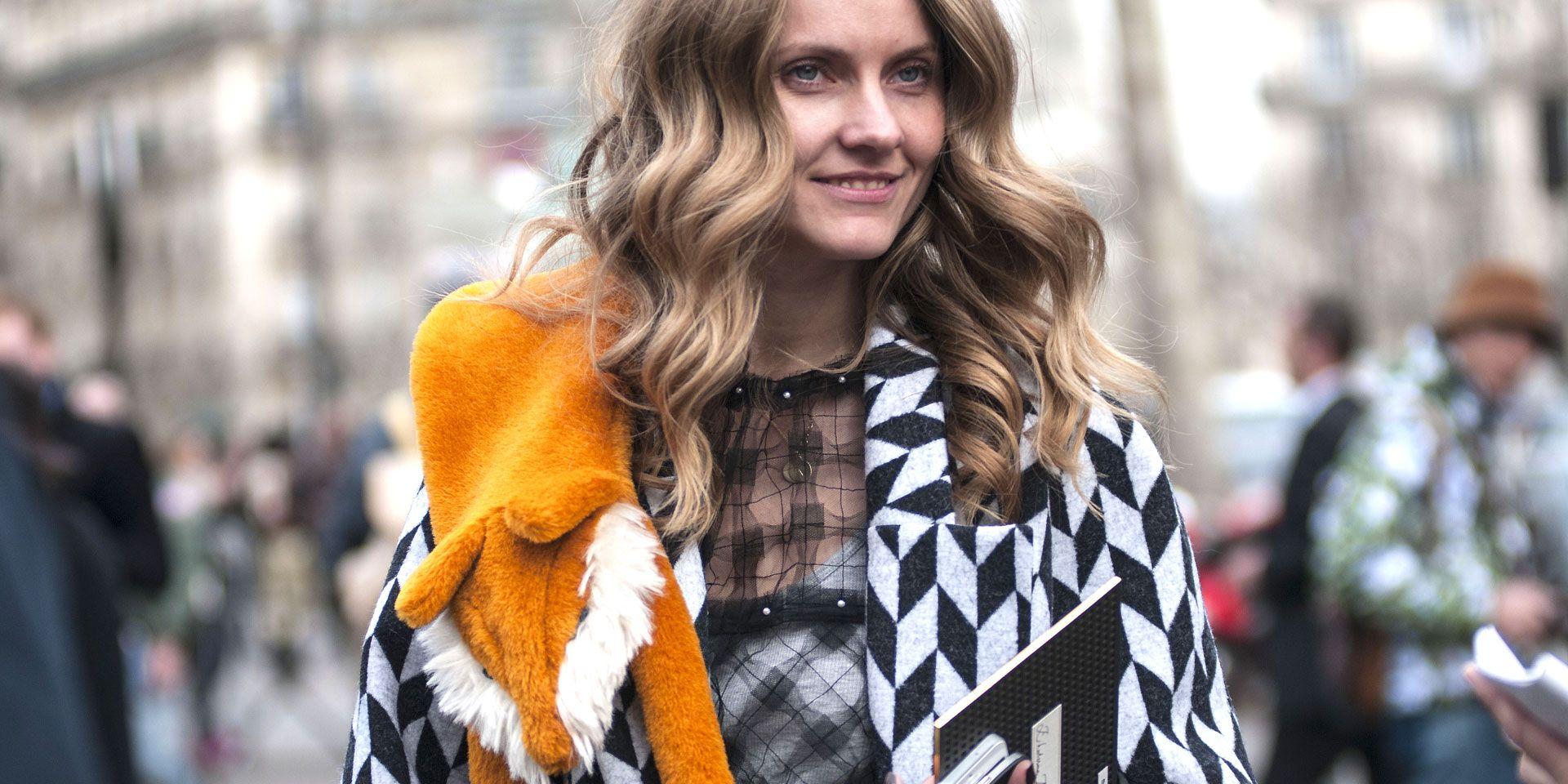 Paris Fashion Week Fall 2013 Street Style