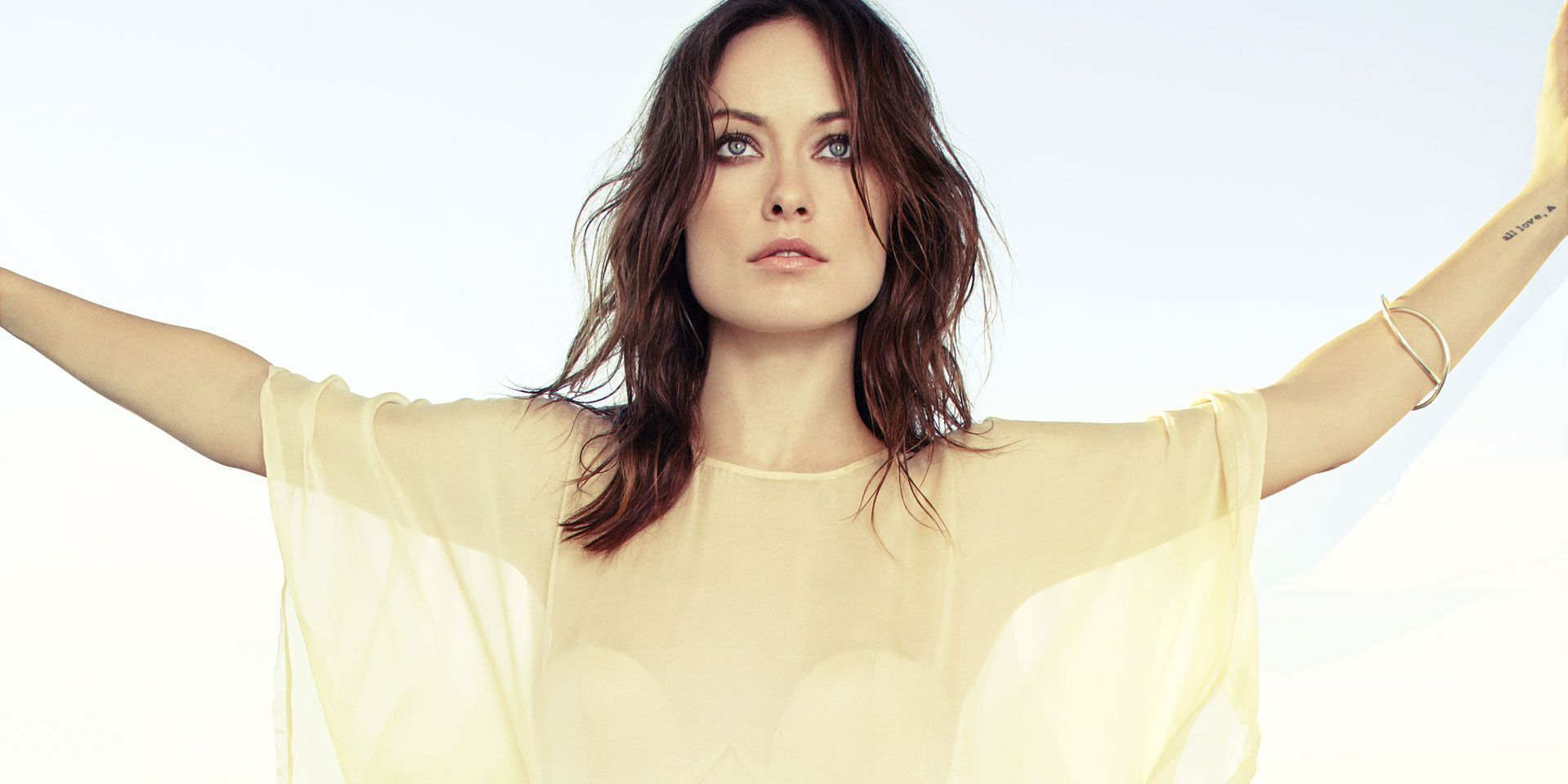 Olivia Wilde's Cover Shoot Style