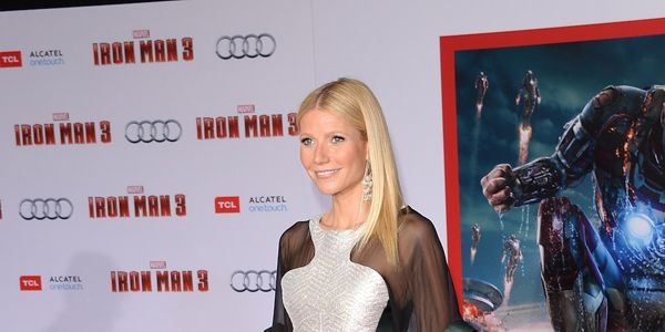 Gwyneth Paltrow Shows Off Her Beyond-Perfect Bod at the Iron Man 3 Premiere
