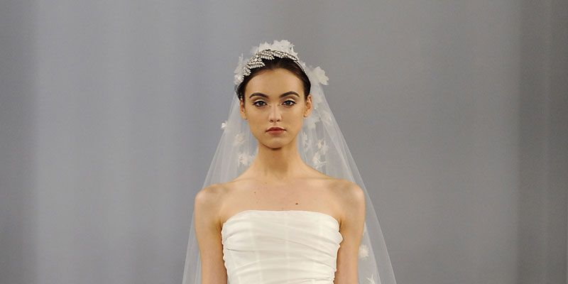 The 10 Most Gorgeous Gowns from the Spring 2014 Bridal Shows