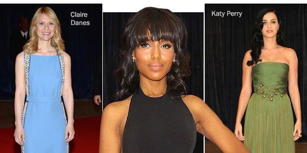 See the Best Looks from the White House Correspondents' Dinner