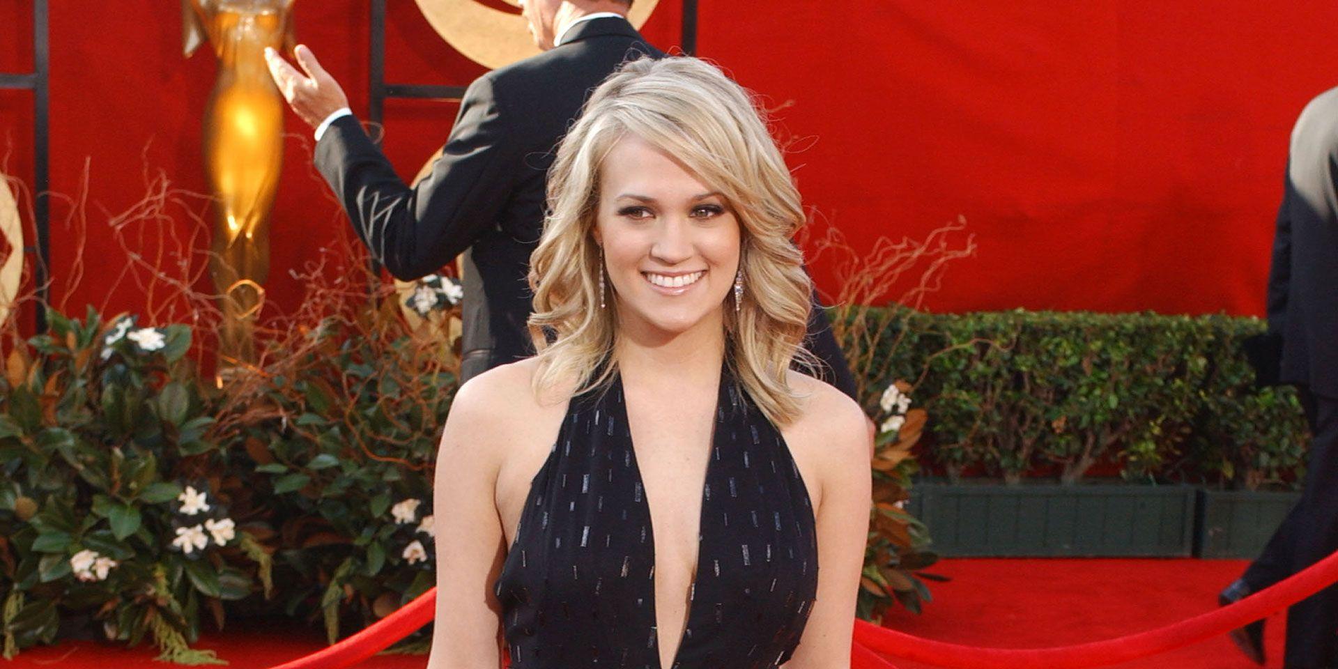 Carrie Underwood's Red Carpet Résumé