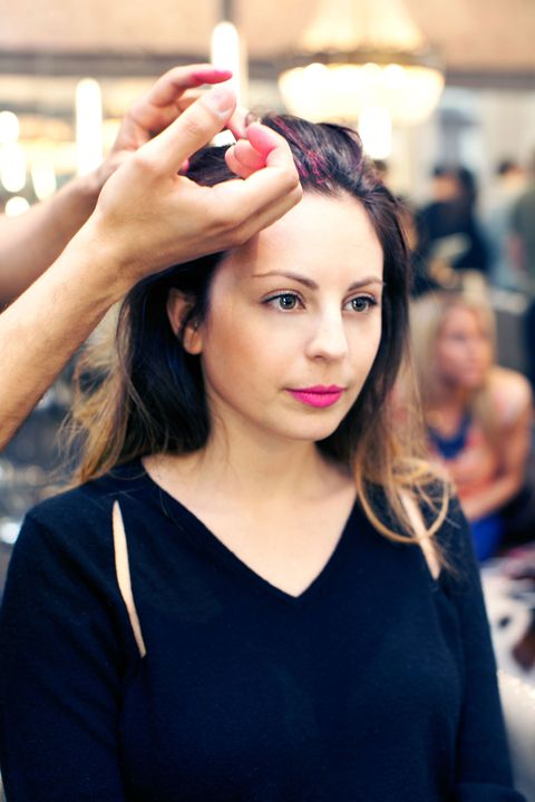 Finger, Lip, Hairstyle, Skin, Eyelash, Style, Nail, Beauty, Fashion, Cosmetics,