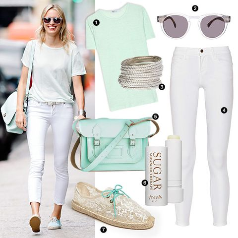 Shopping Inspiration: Karolina Kurkova