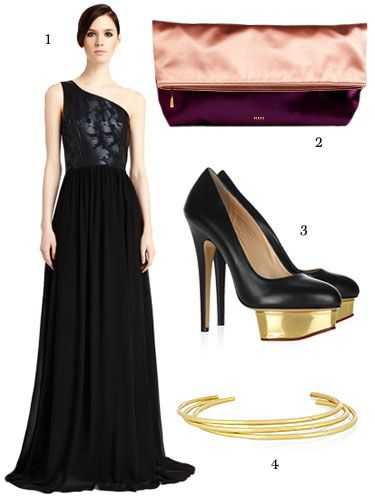 What To Wear To a Black Tie Wedding - Dress Code for Black Tie ...