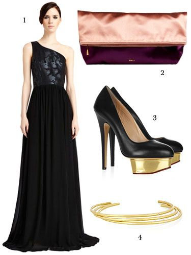 What To Wear To A Black Tie Wedding Dress Code For Black Tie Weddings