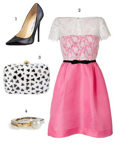 Images Courtesy Of Farfetch Stylebop Bergdorf Goodman The Garden Wedding