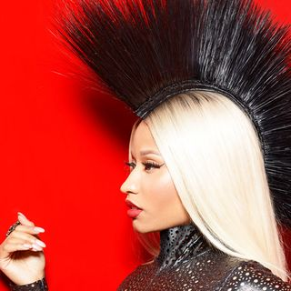 Nicki Minaj Pictures Nicki Minaj Fashion Photo Shoot