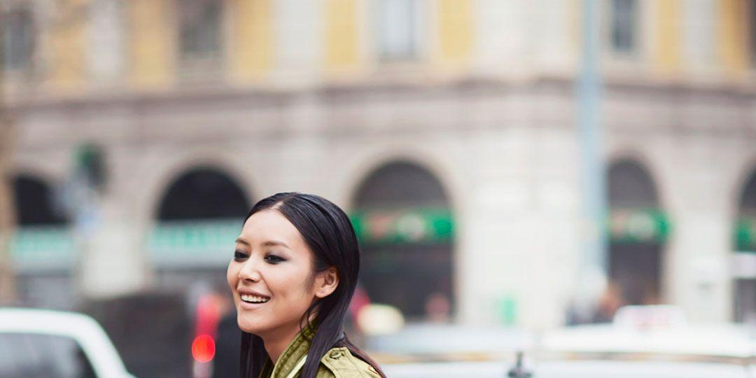 Fashion Résumé: Liu Wen