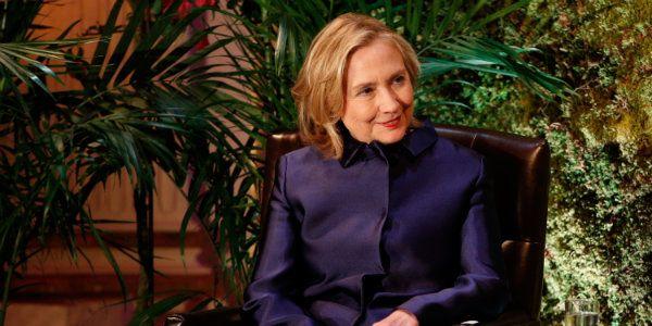 ec322d145049 Hilary Clinton Receives Michael Kors Award - Hilary Clinton News