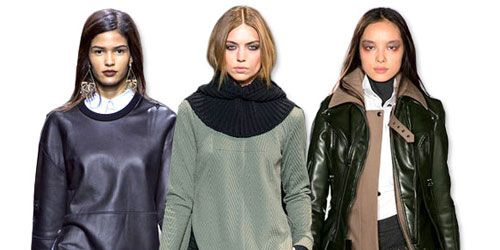 Fall Preview: Leather