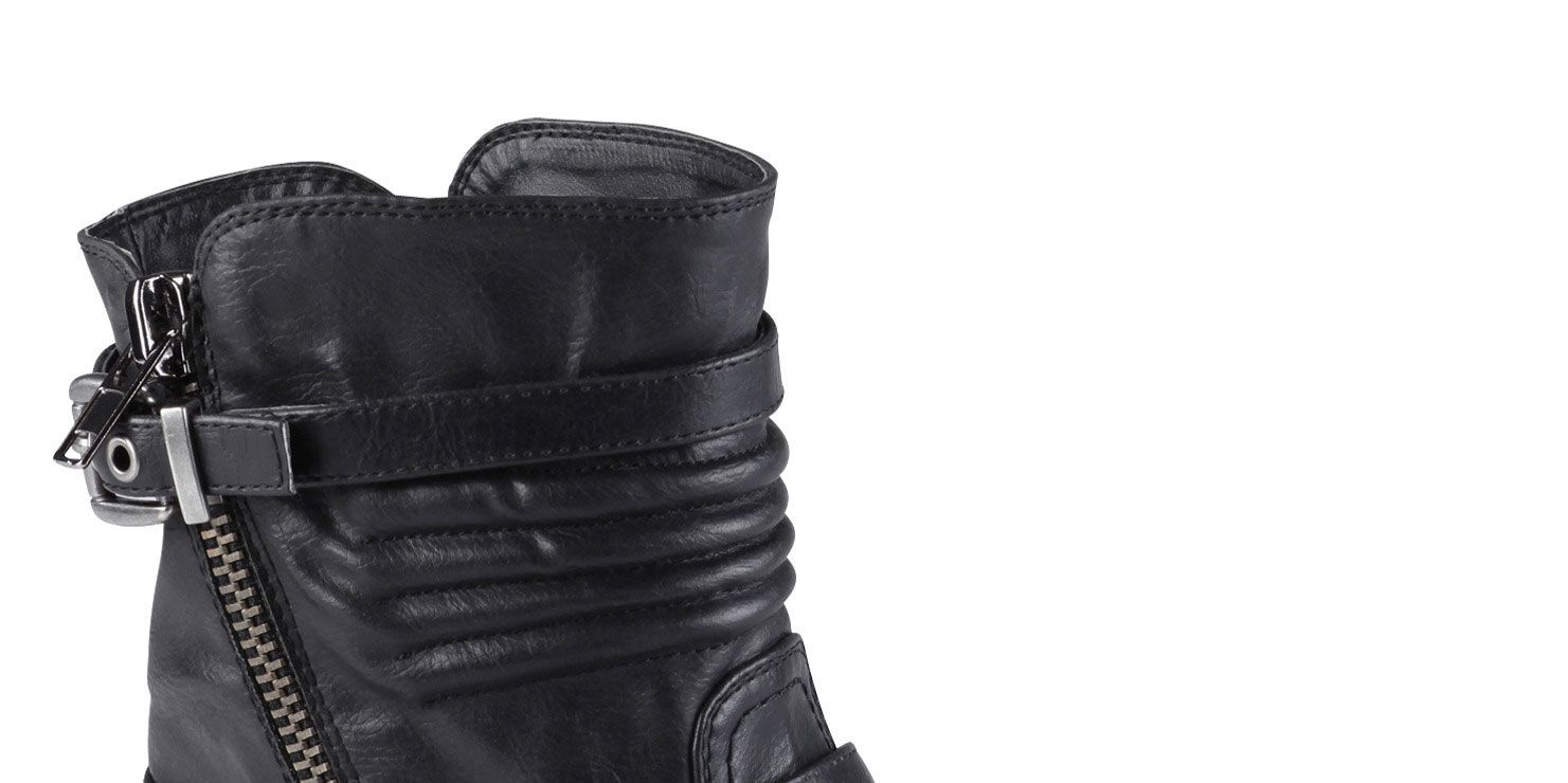 Fall Preview: Motorcycle Boots