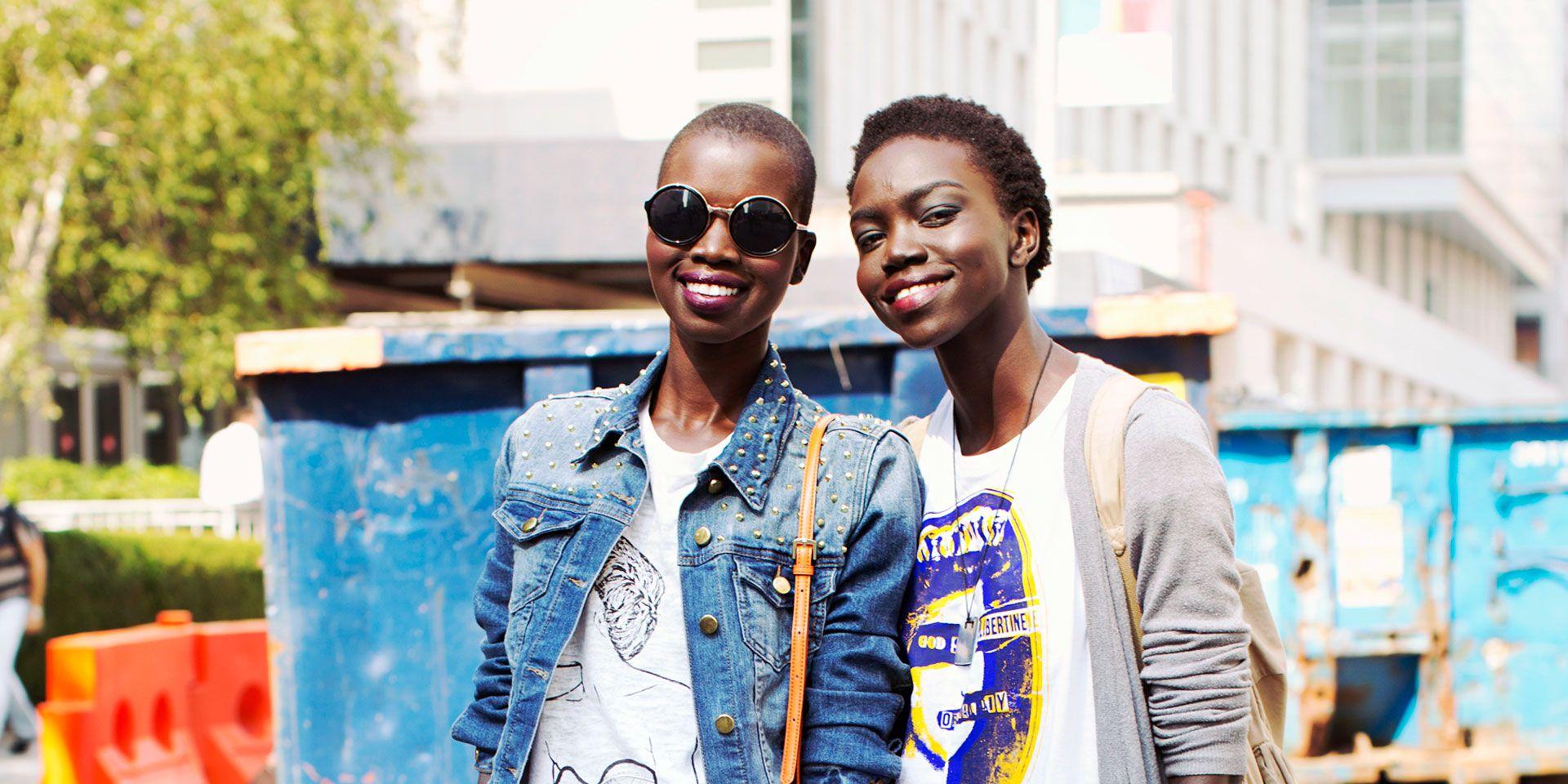 NYFW Spring 2014 Street Style: Model Edition