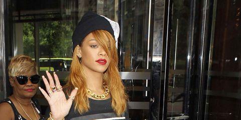Fashion Resume: Rihanna