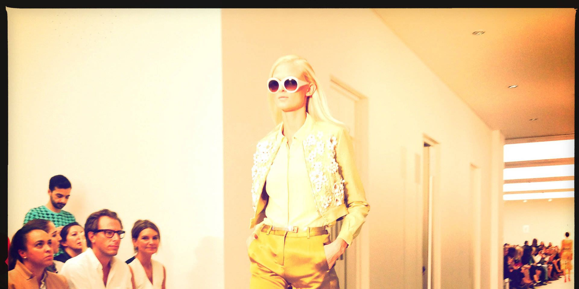 London Fashion Week S/S 2014: Matthew Williamson