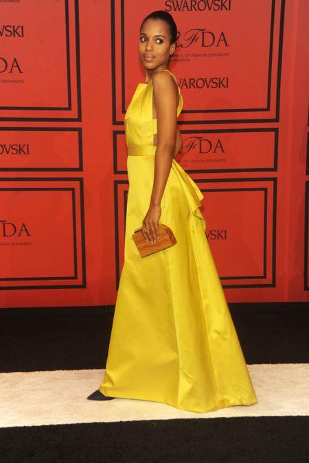 Meet the World's Best-Dressed Woman: Kerry Washington!