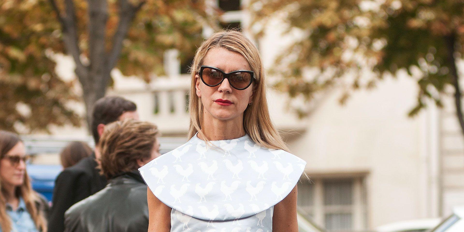 Paris Fashion Week Spring 2014 Street Style
