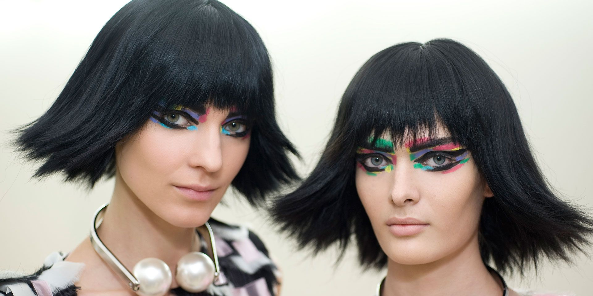 The 5 Most Inspiring Hair and Makeup Looks from Spring 2014 Fashion Month