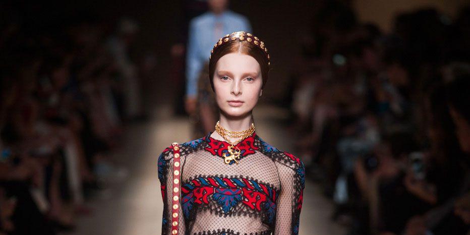 20 Best Looks From Paris Fashion Week S/S 2014