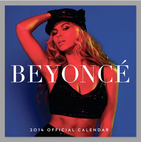 Beyoncé Owns 2014 with Her New Calendar