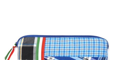 Blue, Plaid, Product, Tartan, Pattern, Textile, Electric blue, Rectangle, Azure, Home accessories,