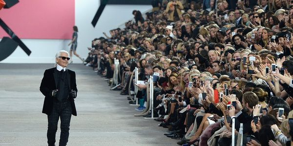 Sign Us Up! Karl Lagerfeld to Give Master Class in Paris