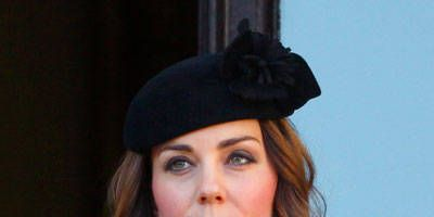 A Step-By-Step Guide To Kate Middleton's Barrel Curls