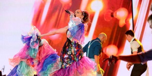 J. Lo's Must-Watch AMA Performance