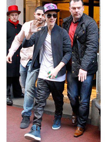 Justin Bieber Harem Pants Justin Bieber News