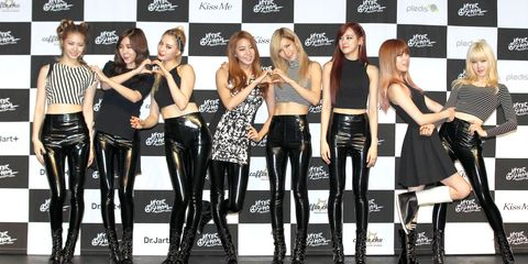 K-Pop's Stars Sexiest Outfits