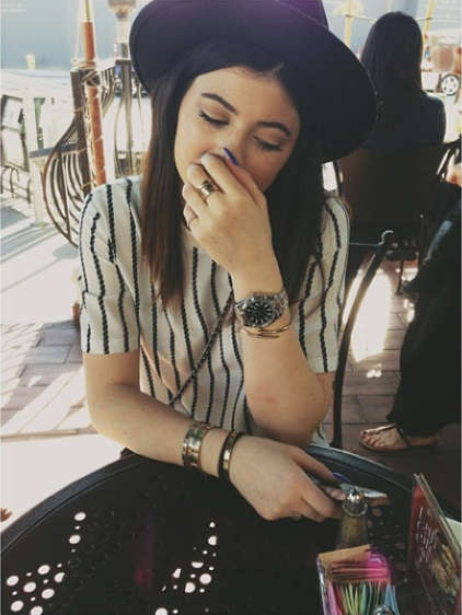 Is Kylie Jenner Our Newest Style Crush?