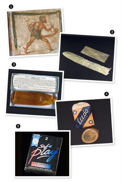 Ooooh, Ahhhh: The History of the Condom