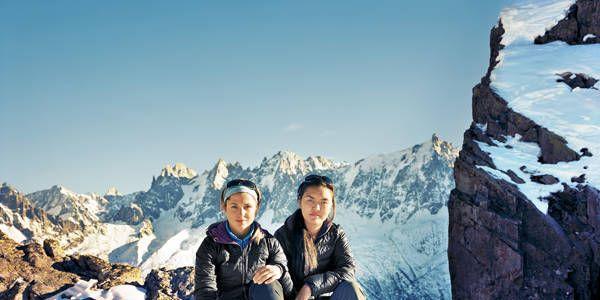 Melissa Arnot And Pasang Lhamu Sherpa Set Out To Break