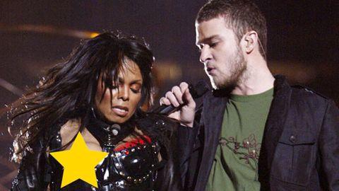 Janet Jackson Justin Timberlake Wardrobe Malfunction