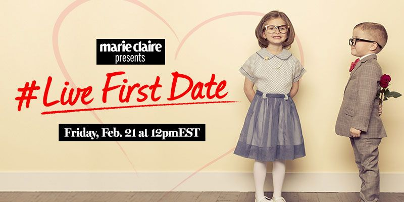 Live First Date!