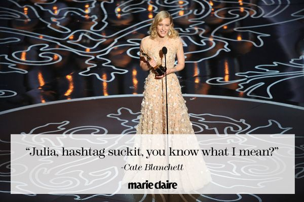 The Best Quotes From The 2014 Oscars