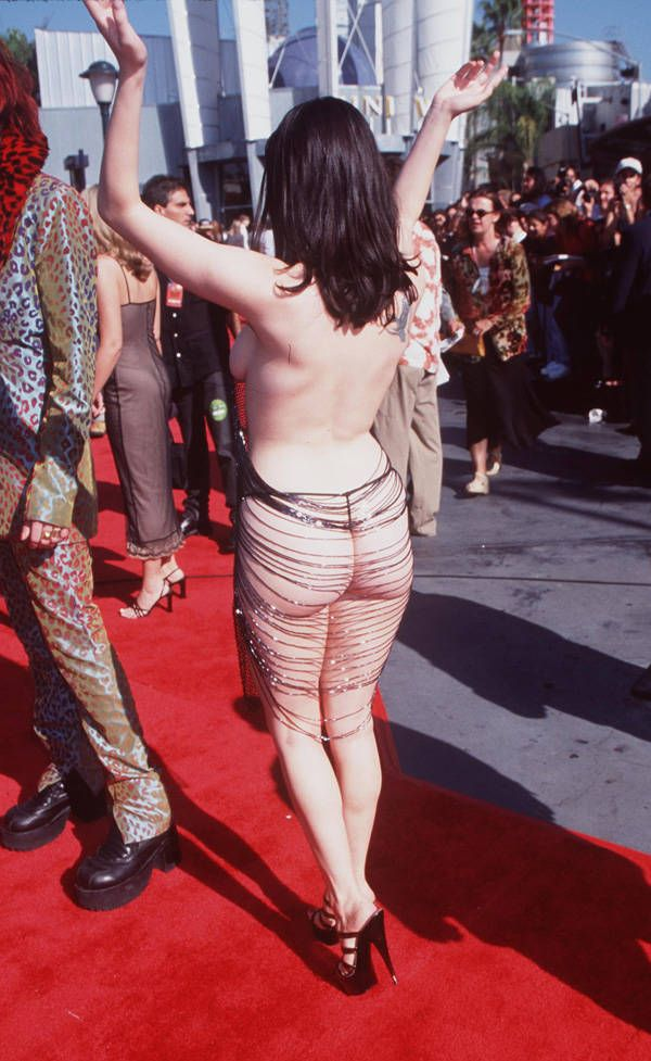 Most Scandalous Red Carpet Dresses