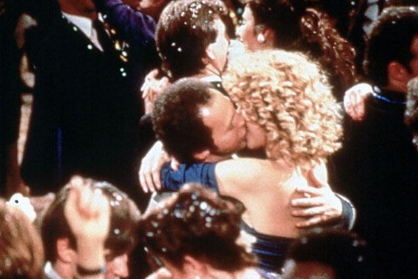The 10 Most Romantic On-Screen Kisses