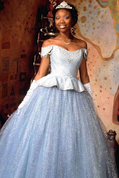 The History of Cinderella\'s Gown