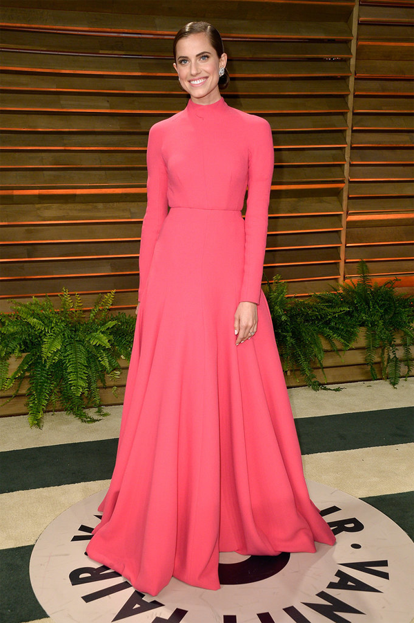 celebrity party dresses