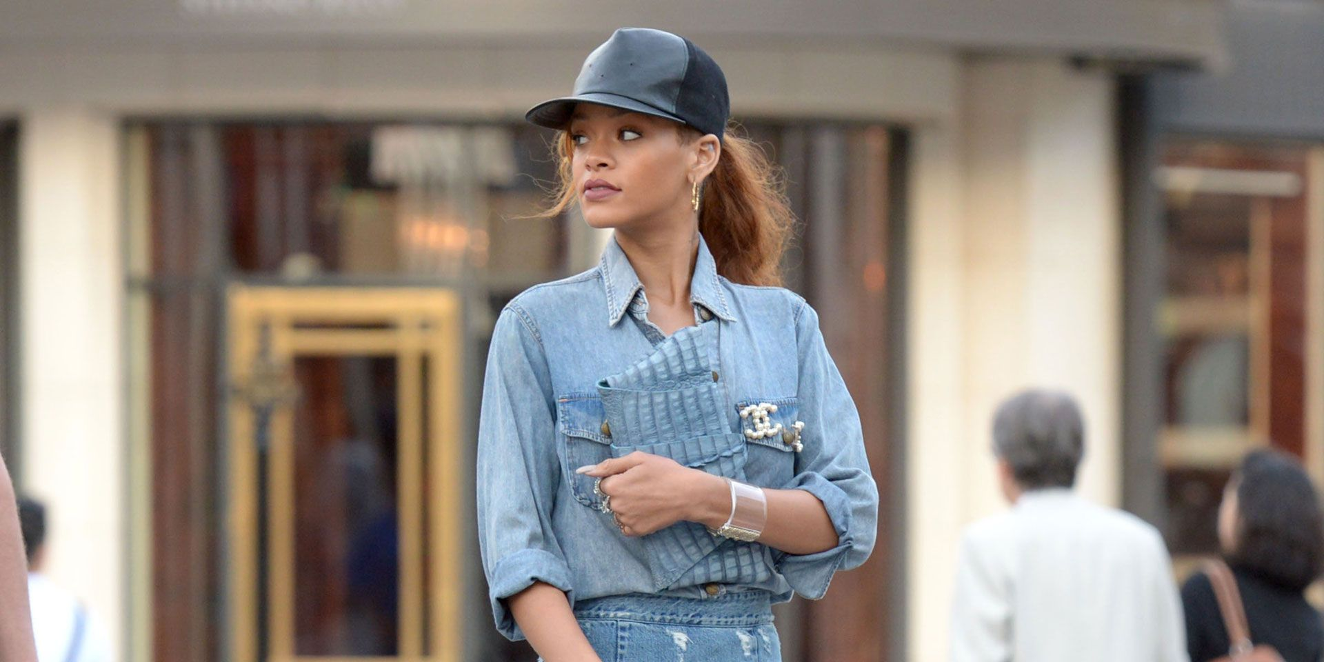 7 Denim Skirts We Can't Wait to Wear