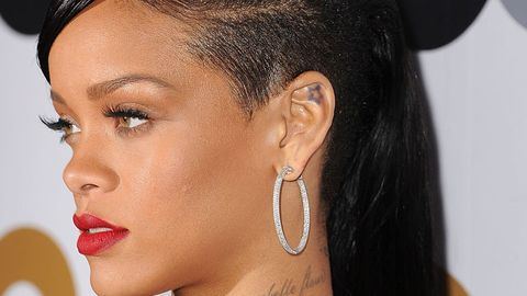Celebrities Tiny Tattoo