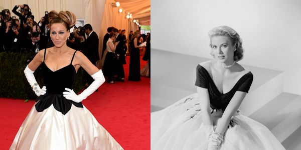 Best Dressed Met Gala 2014 - Old Hollywood Red Carpet Gowns