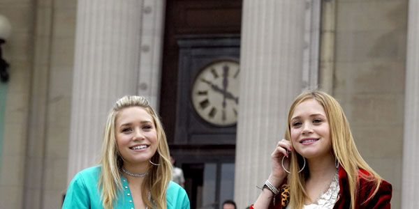 10 Years Later, We Look Back On The Olsens' New York Minute Style