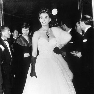 Sophia Loren Wedding Dress - Wedding Dress & Decore Ideas