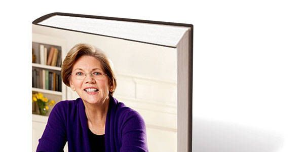 senator elizabeth warren book