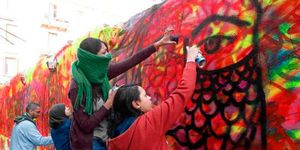 women graffiti artists