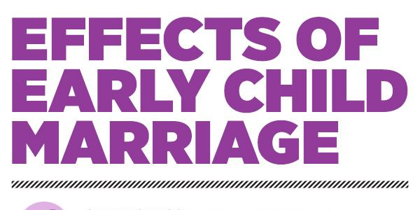 effects of early child marriages in nigeria 1 early marriage of young and adolescent girls: causes and impact on children and society molobe ikenna daniel co-founder/trustee, unified initiative for a drug-free nigeria (uifdfn).