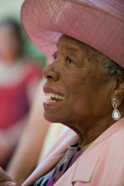 We Remember Maya Angelou